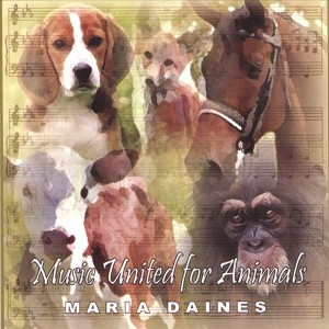 Maria Daines - Music United for Animals